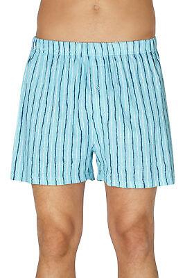 INTIMO Men's Striped Knit Boxer Men's Underwear