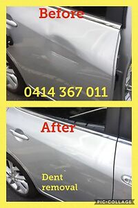 DENT REMOVAL  SCRATCHES REPAIR  AB DENT Tarneit Wyndham Area Preview