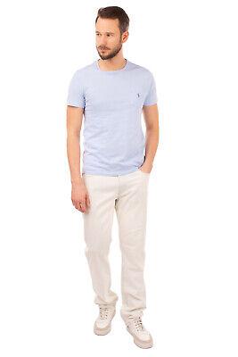RRP€550 ARMANI COLLEZIONI Jeans Size 33 Stretch Garment Dye Straight & Tight Leg