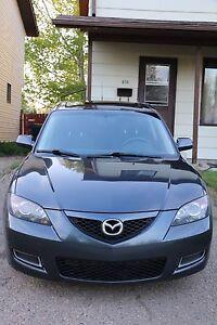 2009 Mazda 3 GS 111,000km