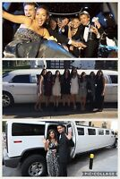 Limousine all occasion night out prom 416-407-7355