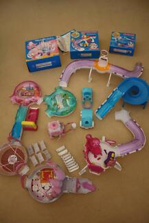 Mouse or guinea pig house play set