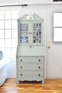 Charming antique Secretary Desk