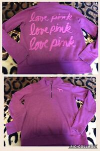 PINK by VS pullover