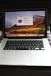"15"" MacBook Pro Fully Loaded 2015 *mint*"