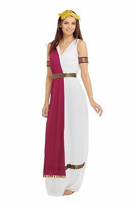 Griechische Göttin - Groß, Römische / Toga Party , Damen Verkleidung Kostüm