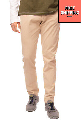 RRP €120 ENTRE AMIS COLLECTION Chino Trousers Size 31 Stretch Made in Italy