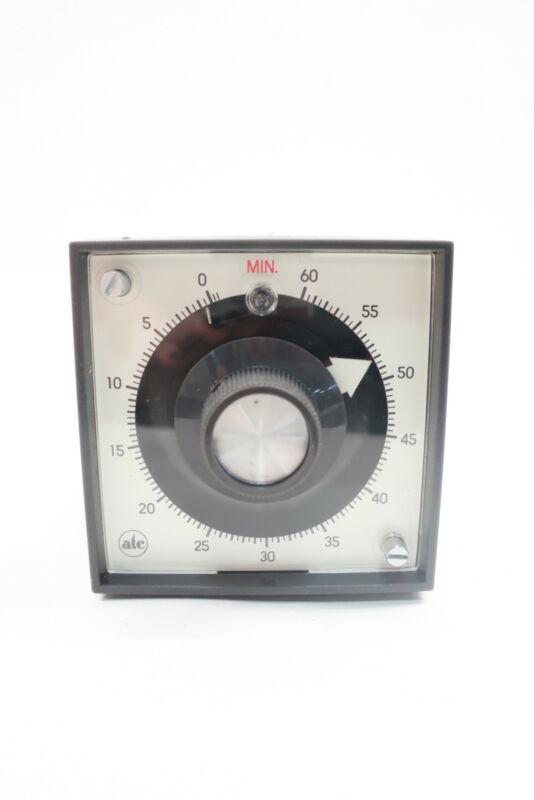 Atc 305E017A10PX Timer 0-60min 120v-ac