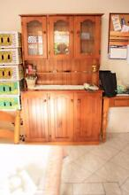 Buffet and Hutch and Corner Cabinet, Tv Unit Rosemeadow Campbelltown Area Preview
