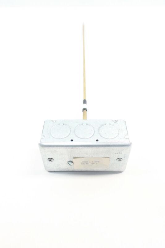 Landis & Staefa 535-491 15in Temperature Sensor Rev 6