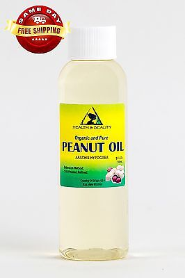 PEANUT OIL REFINED ORGANIC by H&B Oils Center COLD PRESSED PREMIUM PURE 2 - Organic Peanut Oil