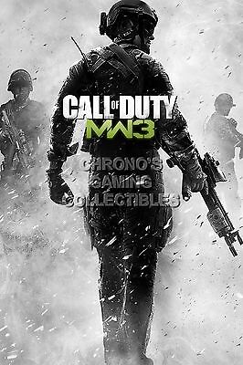 Rgc Huge Poster   Call Of Duty Modern Warfare 3 Ps3 Xbox 360   Cod027