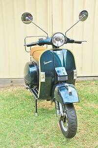 2002 VESPA PX200 4 SPEED MANUEL Kingsgrove Canterbury Area Preview