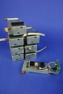 Lot Of 8 Maxon Dc Motor Gearmotor 47.022.022-00 19-324