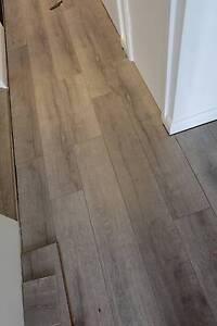 12mm Laminate Flooring/Long Plank Size/Matt Finish/1800x196x12mm Rhodes Canada Bay Area Preview
