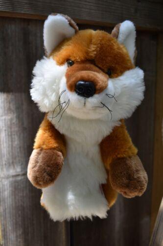 DAPHNE FOX DRIVER HEADCOVER - Animal Golf Head Cover Soft Plush