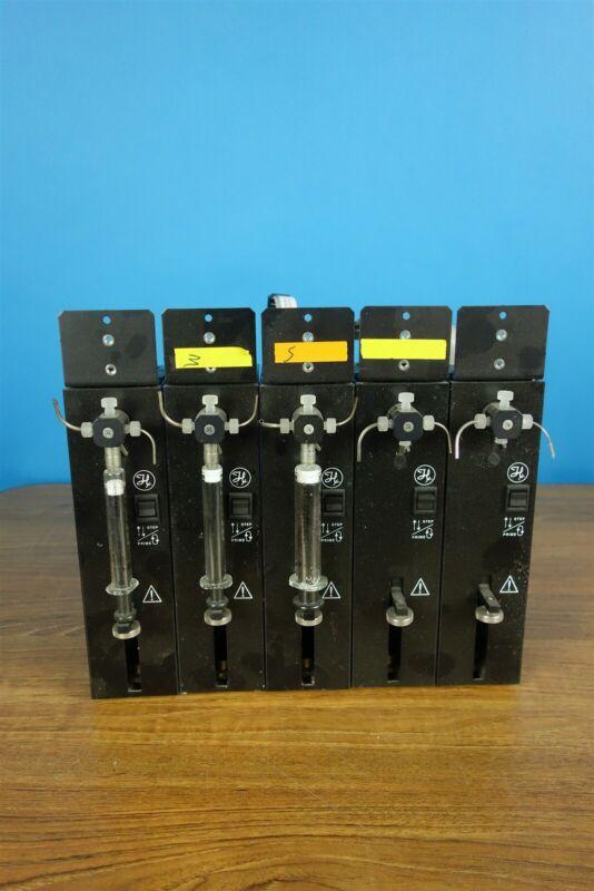 Lot of Hamilton 40596 Syringe pump for Microlab Liquid Handler