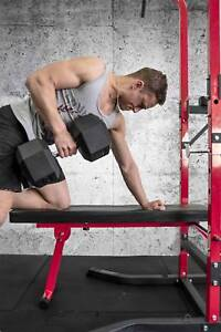 Armortech Power Tower with Bench Press - New 2019 Model