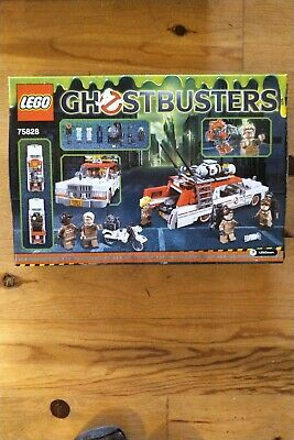 LEGO Ghostbusters 75828 Ecto- 1 +2. Brand New/sealed. Free shippingm