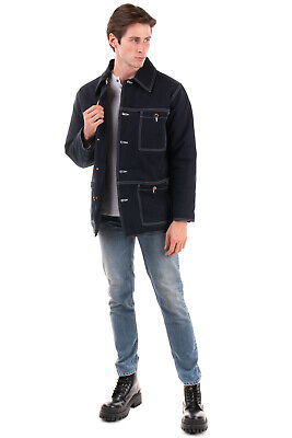 RRP €675 NOON GOONS Jacket Size M Padded Contrast Stitching Collared Made in USA