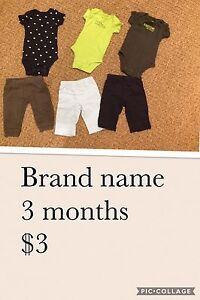 Boys clothing 3 months -2t