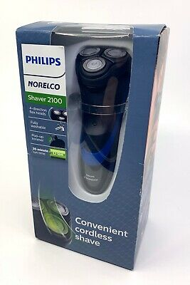 Philips Norelco Electric Shaver 2100 - S1560/81 Rechargeable Brand New