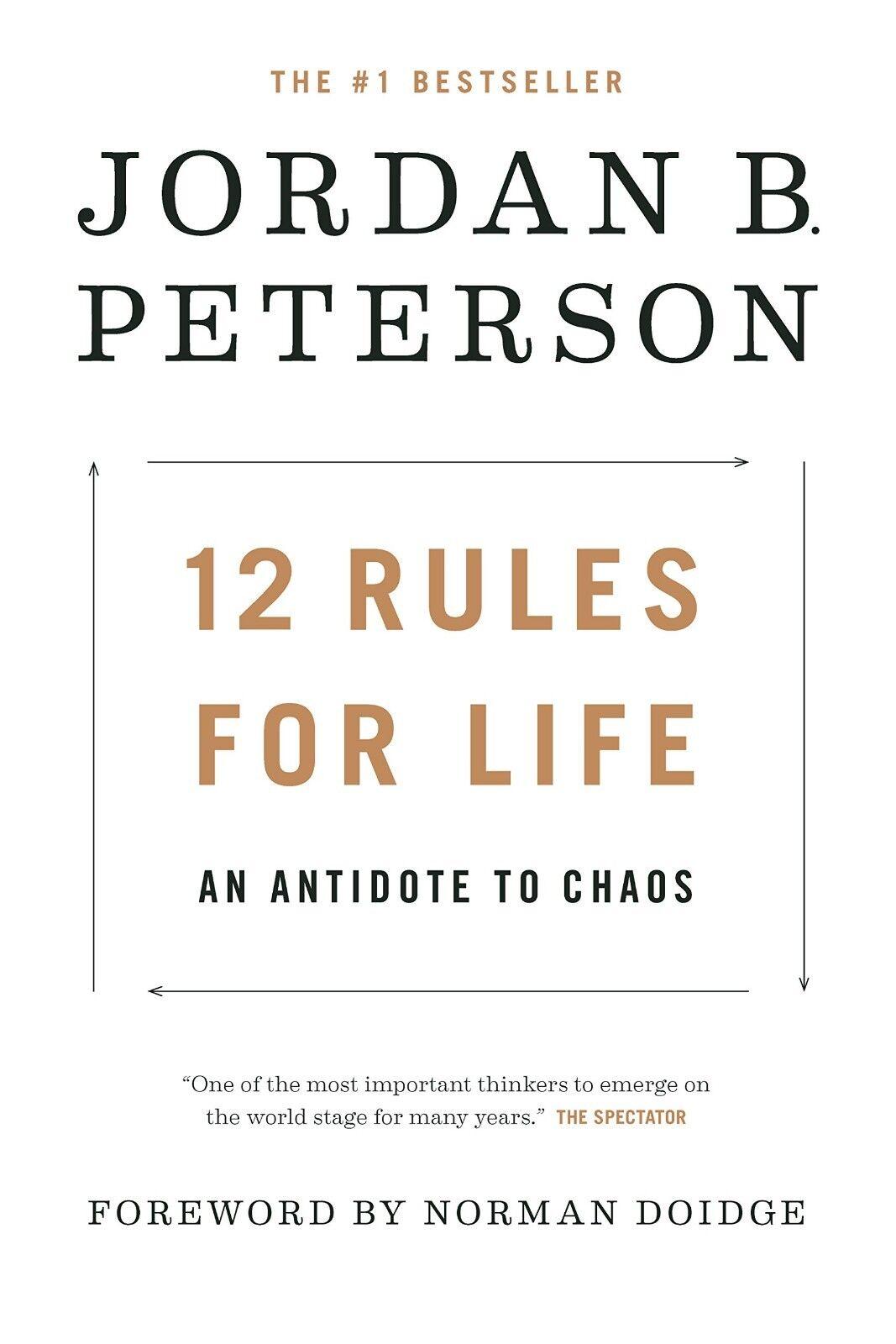 Купить 12 Rules for Life - An Antidote to Chaos by Jordan B. Peterson (PDF)