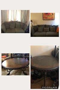 Couch Set+ tables for sale  *** AMAZING PRICE