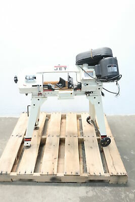 Jet Hvbs-56m Horizontalvertical Band Saw 1ph 12hp 94.5a 1720rpm 115230v-ac