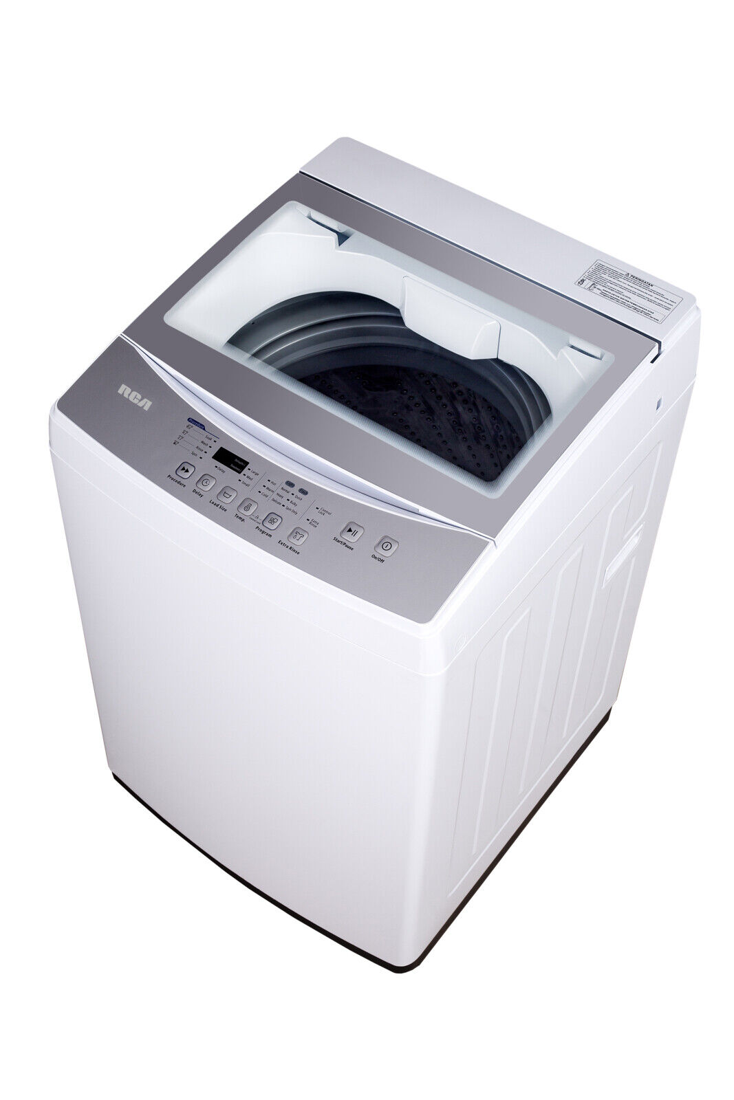 NEW Amazing 2.1 cu ft Portable Washer With Pulsator wash sys