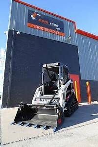 Posi Track- Skidsteer- Excavator- Dry Hire - Includes Trailer Campbelltown Campbelltown Area Preview
