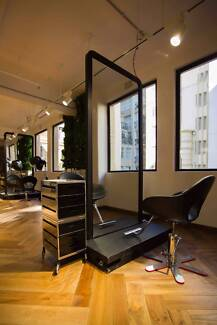 RENT A CHAIR HAIRDRESSING - MELBOURNE SALON CBD