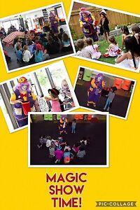 Birthday Clown- face painting, balloons and magic show City of Toronto Toronto (GTA) image 6