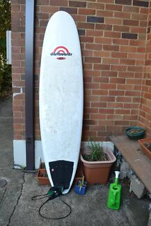 Great surfboard for summer! Coogee Eastern Suburbs Preview