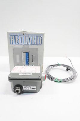 Hedland H601a-001-mr Oil Flow Transmitter 3500psi 12in Npt