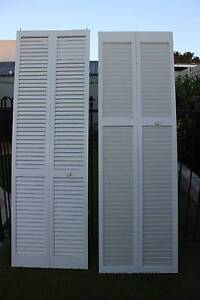 BI FOLD DOORS (SLATTED LOUVRE STYLE) Melville Melville Area Preview