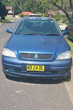 2002 Holden Astra Hatchback Ambarvale Campbelltown Area Preview