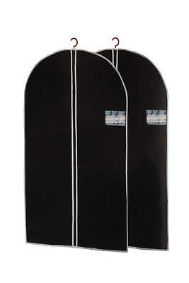 2x Kleidersack Kleiderschutzhülle Kleiderhülle Anzughülle Anzugsack Reise lang