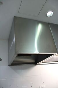 commercial kitchen exhaust or range hood Gordon Ku-ring-gai Area Preview