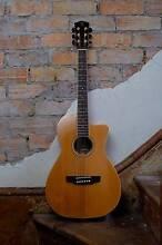 Acoustic Guitar, Timberidge TRP-76C Fitzroy Yarra Area Preview