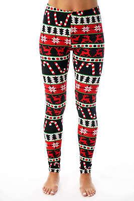 Just Love Ugly Christmas Legging - Ugly Christmas Leggings