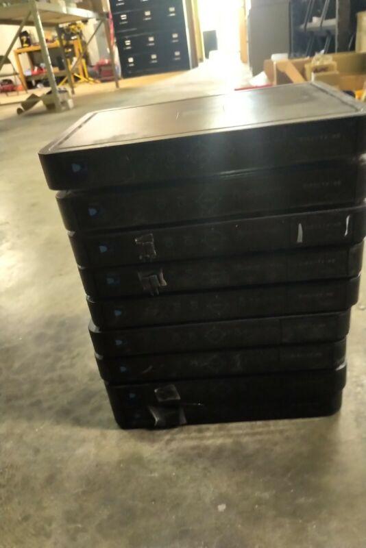 Nine DIRECTV H24 TV Receivers (sold together)