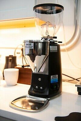 Mazzer Mini Electronic - A Type Rocket Espresso Wnew Burrs Exc Condition Wbox