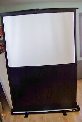 Da-lite 60dia. 48x36 Pop Up Deluxe Insta-theater Portable Projection Screen