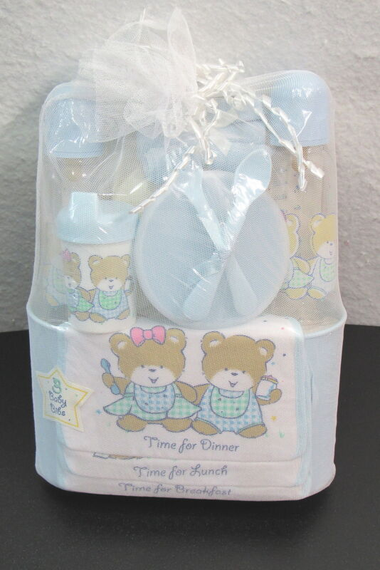 New Vintage Baby Feeding Set