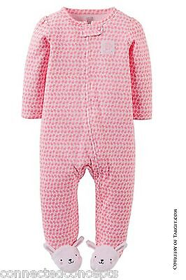 Carters Pink My First Easter Infant Girls Sleeper (Newborn or 3 Month) NEW!](My First Easter)