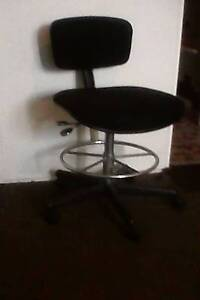 Black office chair Caringbah Sutherland Area Preview