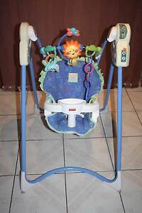 Fisher Price Link-a-doos Magical Mobile Swing (Brisbane/Wishart) Wishart Brisbane South East Preview
