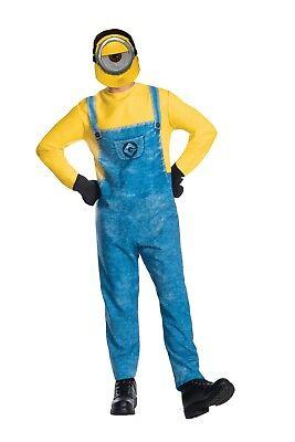 Rubies Mel Minion Einfach Unverbesserlich Me 3 Gru Film Erwachsene - Gru Minion Kostüm