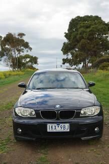 2007 BMW 120i sport Hatchback